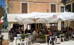 Italian coffee bar Stock Photo