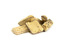 Italian coffee biscuits Royalty Free Stock Photos
