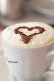 Italian Coffee Cappuccino Stock Image