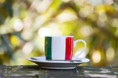 Italian coffee Royalty Free Stock Images