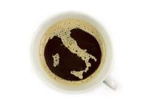 Italian coffee Royalty Free Stock Photos
