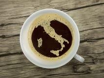 Italian coffee Royalty Free Stock Image