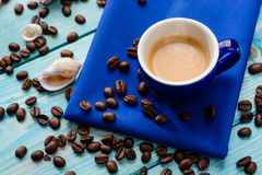 Italian coffee Royalty Free Stock Photos