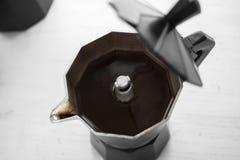 Italian coffeemaker Stock Photo