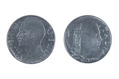Italian Coins Stock Image