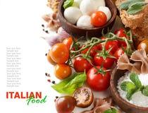 Free Italian Cooking Ingridients Stock Image - 68441151