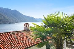 Italian cottage Royalty Free Stock Photos