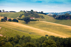 Italian Countryside Royalty Free Stock Image