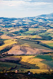 Italian Countryside Stock Photo