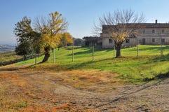 Italian countryside Stock Photography