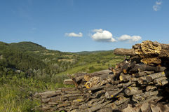 Italian countryside Royalty Free Stock Photography