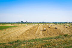 Italian Countryside Royalty Free Stock Images