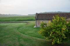 Free Italian Countryside - Farmland By Mantova Royalty Free Stock Images - 60381739