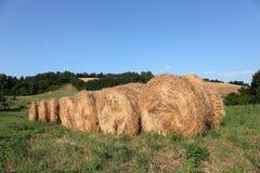 Italian countryside landscape Stock Photography