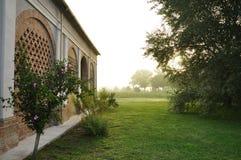 Italian countryside - the Po plain by Mantova Stock Photos
