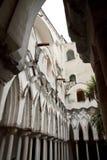 Italian Courtyard Royalty Free Stock Photo