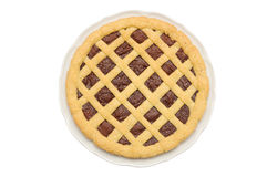 Italian crostata Royalty Free Stock Photos
