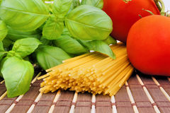 Italian cuisine Stock Photos