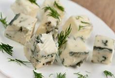Italian cuisine cheese gorgonzolla stock photos