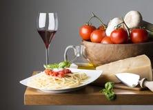 Italian cuisine Royalty Free Stock Photos