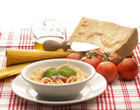 Italian cuisine Royalty Free Stock Photo