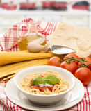 Italian cuisine Royalty Free Stock Photos