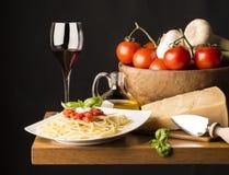 Italian cuisine Royalty Free Stock Photo