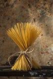 Italian cuisine, spaghetti Stock Images