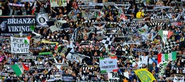 Italian Cup Final 2015 Royalty Free Stock Photos