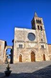Italian destination, Bevagna, in Umbria region Royalty Free Stock Images