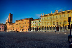Italian destination: Mantua, Mantova Stock Image