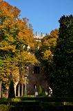 Italian destination: Mantua, Mantova. Historical city of Mantua, Mantova, on Mincio river Stock Photos