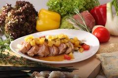 Italian dish Royalty Free Stock Images