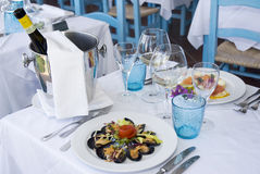 Italian dish Stock Photos