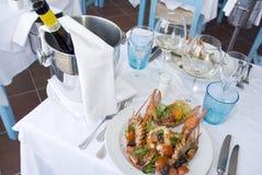 Italian dish Royalty Free Stock Photos