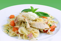 Italian dish Stock Photo
