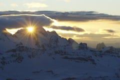 Italian Dolomites Stock Image