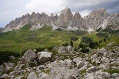 Italian Dolomites Stock Photography