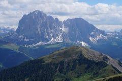 The Italian Dolomites Stock Photography