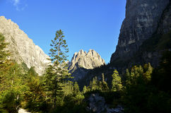 Italian Dolomites Region Royalty Free Stock Photography