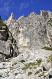 Italian Dolomites Region Royalty Free Stock Photo