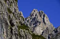 Italian Dolomites Region Royalty Free Stock Photos