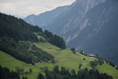 Italian Dolomites Royalty Free Stock Images
