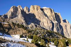 Italian Dolomites. Stock Photo