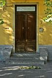 Italian door stock images