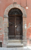 Italian door Stock Photos