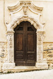 Italian door Royalty Free Stock Photography