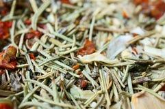Italian dry herbs Royalty Free Stock Photography