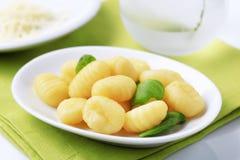 Italian dumplings Royalty Free Stock Photo