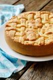 Italian Easter cake Stock Image